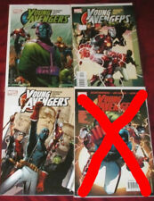 Young Avengers U-PICK ONE #2,3,4,5,7,8,9 or 11 PRICED PER COMIC
