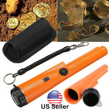 Automatic Metal Detector Waterproof Pro Pointer Pinpointer ProPointer & Holster