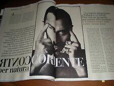 Style.Il Giornale.FABIO NOVEMBRE,CHRISTIAN HORNER,BERNARDO OLIVIERI PASSERI,c