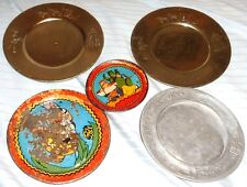 Vintage Doll Dishes Child Play Lot
