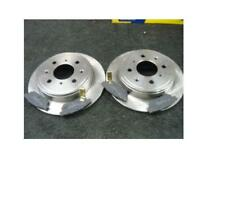 ROVER MG ZR ZS REAR  BRAKE DISCS & PADS  NEW