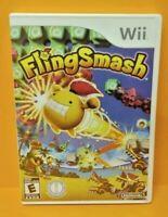 FlingSmash - Nintendo Wii and Wii U Game - Brand New Factory Sealed Fling Smash