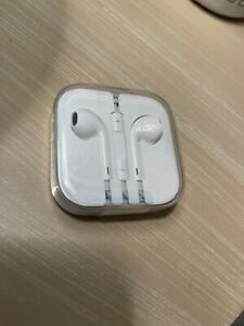Authentic OEM Apple iPhone Ear Pods, Wired 3.5mm Headphone Jack, New