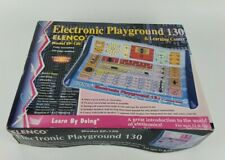 Electronic Playground and Learning Center 130 Exciting Projects Elenco EP130