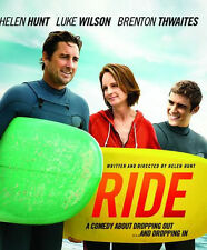 RIDE (Helen Hunt) - BLU RAY - Region Free - Sealed