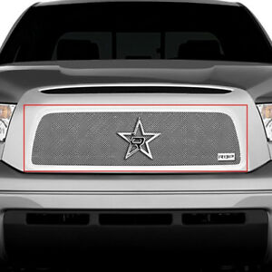 For 2007-2009 Toyota Tundra RBP RX-1 Chrome T304 Stainless Steel Grille Grill