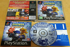 DIGIMON WORLD 2003 for SONY PS1 PLAYSTATION 1 COMPLETE NEAR MINT Bandai