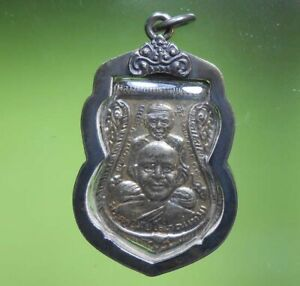 GREAT LP TUAD OLD THAI PENDANT AMULET VERY REAL RARE !!!