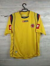 Colombia soccer jersey Medium 2009 2011 home shirt football Lotto