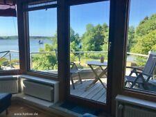 Urlaub an der Schlei Ostsee mit Wasserblick Ferienwohnung Kappeln - Schleswig