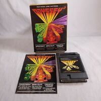 COMPLETE IN BOX Magnavox Odyssey 2 II Speedway Spin-Out Crypto-Logic GUARANTEED!