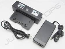 New HP A7E34ET#ABU A7E34AA Docking Station Port Replicator + 230W PSU EU Plug