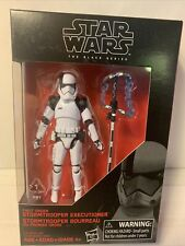 "Star Wars Black Series First Order Stormtrooper Executioner 3.75"" Figure *NIB*"