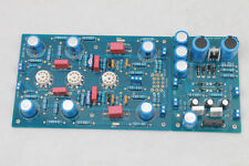 1set Stereo tube amplifier MM RIAA 834 ear phono 12ax7 PCB assembled kits