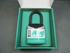 Wag! A Dog's Best Friend Combination Lock Box for Dog Walkers