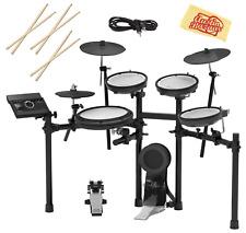 Roland TD-17KV Electronic Drum Set Bundle