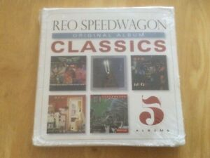 REO Speedwagon: You Get What You Play/You Can Tune A Piano/Good Trouble/Wheels