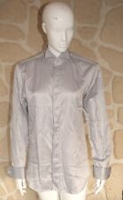Chemise grise neuve taille 37-38 (S) marque Mag One