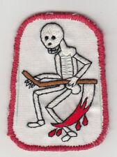 Wartime 13th Bombardment Squadron Patch Grim Reaper