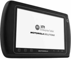 """NEW Motorola ET1N2-J2V1UG2 7"""" Display ANDROID Scanner Tablet Computer Handheld"""