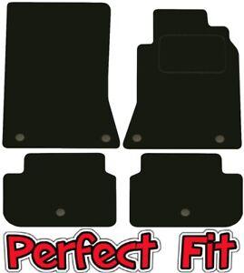 Quality Tailored Car Mats for Infiniti Q30 2016-2021 Black