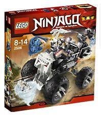 LEGO 2506 NINJAGO Crâne camion-NOUVEAU interrompu RARE