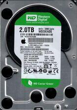 WD20EADS-42R6B0 DCM: HARCHV2ABB WCAVY MAC 655-1532A 2TB Western Digital