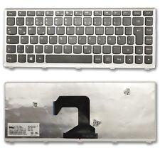 Clavier pour IBM Lenovo IdeaPad U410 Série de cadre Clavier Argent