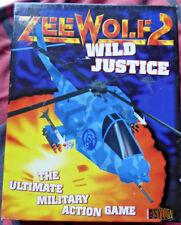 Zeewolf 2-Wild justice par binaire d'asile (AGA AMIGA) - Testé + travail