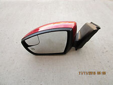 12 - 14 FORD FOCUS SEL SE SES DRIVER LEFT SIDE HEATED POWER EXTERIOR DOOR MIRROR