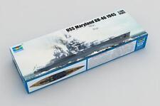 Trumpeter 05770 1/700 USS Maryland BB-46 1945