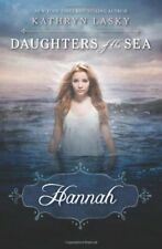 Complete Set Series Lot of 3 Daughters of the Sea books by Kathryn Lasky Hannah