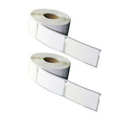 2 X 11354 Compatible Printer Address Shipping Labels Roll for Dymo Seiko  T