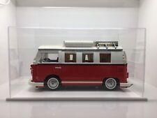 Lego VW Camper Affichage Acrylique Case (non Plane Pack)