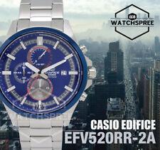Casio Edifice Color Theme Racing Blue Concept Series Watch EFV520RR-2A