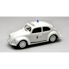 VW BEETLE POLIZEI 1:43 Rio Forze dell'Ordine Die Cast Modellino