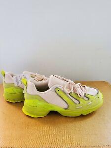 Adidas originals eqt gazelle shoes men's 11 Tan And Tennis Ball Green
