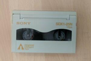 16 pcs SONY AIT-1 SDX1-25N Data Tape Media 25GB
