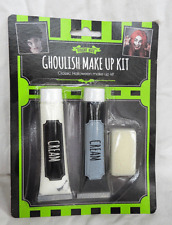 Fright Nite - Ghoulish Make Up Kit / Halloweeen / Fancy Dress - BNIB