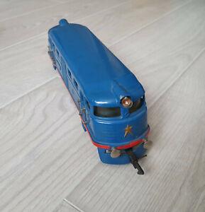 Soviet USSR MOSKABEL PIONERSKAYA TRAIN RAILWAY (locomotive)