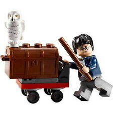 HARRY POTTER Lego 30110 Trolly Set Complete NEW Loose (No package) Hedwig