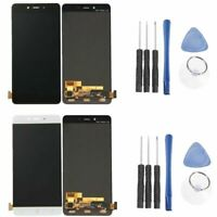 For OnePlus X LCD Touch Screen Digitizer Display Full Assembly Replacement Black