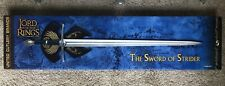 New United Cutlery Lord of The Rings Sword of Strider New