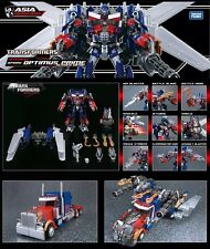 Takara Tomy Transformers APS-01U Ultimate Optimus Prime Asia Exclusive DOTM