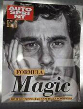 Autosprint Gold Collection Ayrton Senna Formula Magic 25 Years Imola F1
