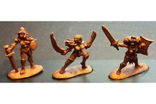 15mm Fantasy Elvian Female Warriors (3 figures)