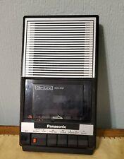 Vintage Panasonic Rq2103 Slim Line Portable Cassette Tape Player & Recorder