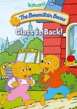 BERENSTAIN BEARS-Berenstain Bears: Class Is Back!  DVD