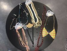 Wholesale Jewelry 100 Pcs Earings, Bracelets and Necklaces