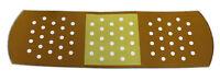 "Jumbo Car Band Aid Bandage Auto Magnet Novelty Car Decal Measures 17"" x 5"""
